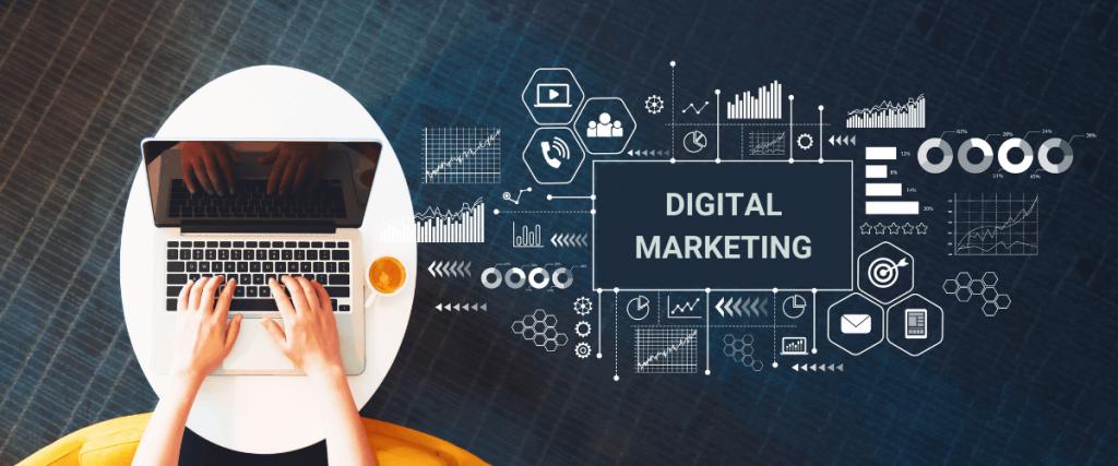 Digital Marketing Footer
